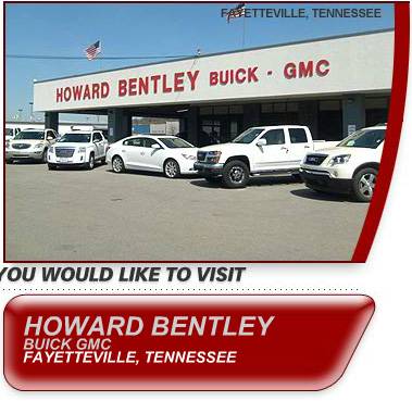 Howard Bentley Buick GMC - Fayetteville, TN