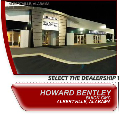 Howard Bentley Buick GMC - Albertville, AL
